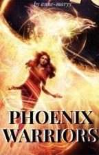 Phoenix Warriors (HP/ Rumtreiber FF) by anna-flei