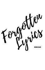 Forgotten Lyrics (A Wanna One Fan Fiction) by KimJae14