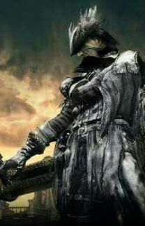 Bloodborne! Male Reader x Dragon age: inquisition