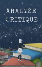Analyse - Critique  by MarionVigier