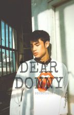 Dear Donny [DonKiss Fanfic] [First Book] by souryogurt