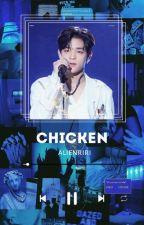 Chicken • Kim Woojin  by AlienRiri