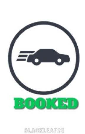 Booked  by blackleaf26