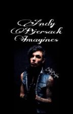 Andy Biersack Imagines by blackveilbrides602