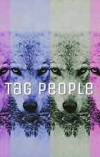 Tag someone who....  by Wolffcur