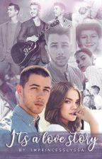 It's a Love Story {N.J} by imprincesslyssa