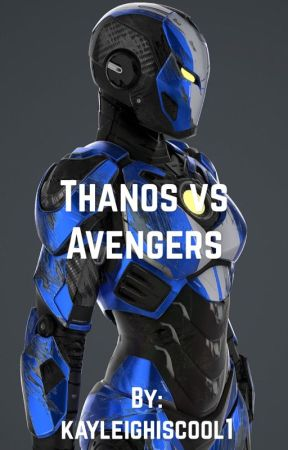 Thanos vs Avengers by youneverknow22