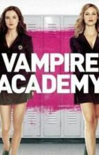 The Vampire Academy Diaries by PearlSalvatore