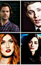 as novas caçadoras de supernatural by sophiarocha366
