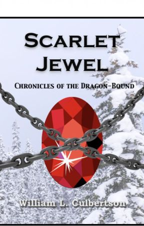 Scarlet Jewel by WilliamCulbertson