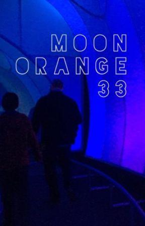 Moon Orange 33 by TrophyTrash21