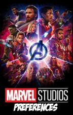Avengers [ Préférences ] by Gemini_no_Tora