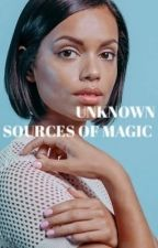 UNKNOWN SOURCES OF MAGIC • THE MAGICIANS by Iceblue458