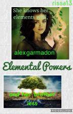 Elemental Powers (Ninjago AU) by _-rissa13-_
