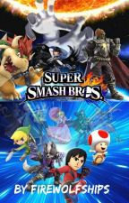 Super Smash Bros (M!Reader X All Girls) by Firewolfships