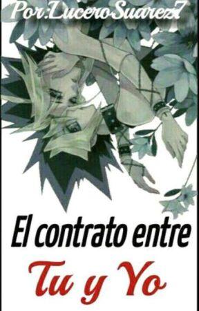 El Contrato entre Tú y Yo/Puzzleshipping/ by LuceroSuarez7