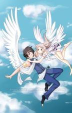 Falling from the sky into love  by Mkrose1213
