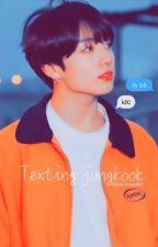 Texting  jungkook by itzurbae_khyunn