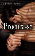 PROCURA-SE by NamGomes2