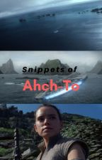 Snippets of Ahch-To (AU) by HelenaUrie