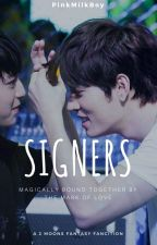 Signers - A 2Moons Fantasy FF by PinkMilkBoy