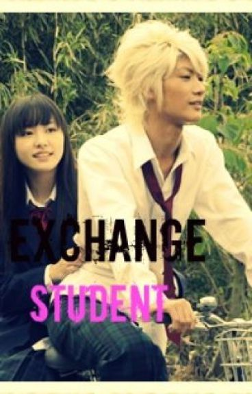 Exchange Student (ONE SHOT STORY) by BooBeeqerl