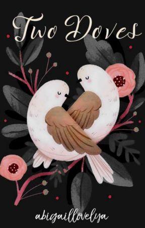 Two Doves by abigaillovelya