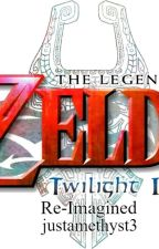 The Legend of Zelda: Twilight Princess - Re-imagined by Sanai_Hitoride