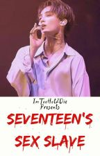 Seventeen's Sex Slave | SVT Fanfic/Smut. by ImTooHot2Die