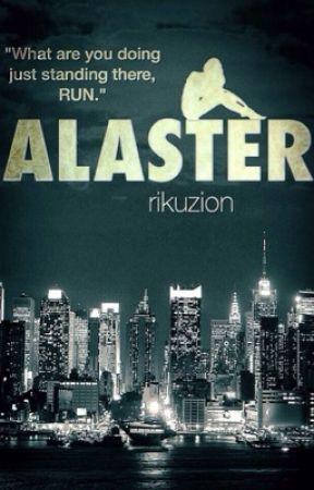 Alaster by rikuzion