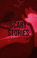 Scary Stories by DereKunn
