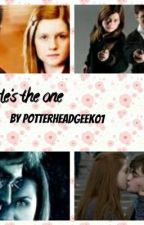 He's the One (a hinny/romione fanfic) by Lucifers_own
