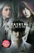 Crystal series : Crystal Demon by ObsidianPeach