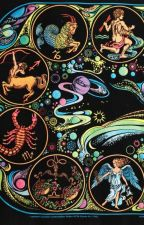 Zodiac Signs on Acid by ButterBaePrincess