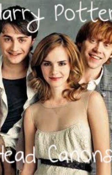 Short Harry Potter Head Canons
