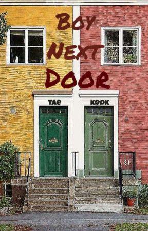 Boy Next Door (taekook)  by kkkrenz