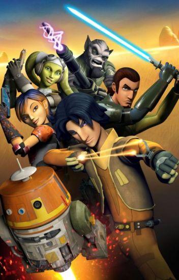 Gwiezdne Wojny - Życie w Rebelii