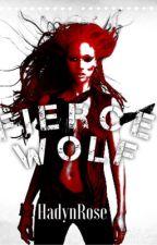 Fierce Wolf by RedRose17