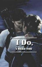 Katniss y Peeta-Te necesito  by paolanatalia