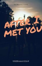 After I Met you by user66612269
