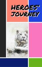 Hero's Journey by Cadence915