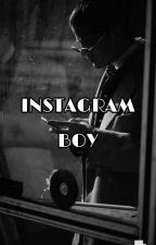Instagram Boy •TACO HEMINGWAY • by Ikazus