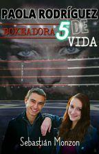 Paola Rodríguez, Boxeadora de vida by SebastianMonzon23