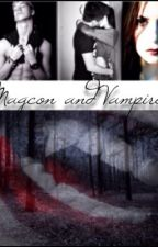 Magcon and Vampires!? by lennxtania