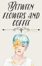 Between flowers and coffee - YoonTae. by Tinaris_Yellow01