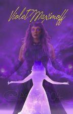 Violet Maximoff ~ Wanda Maximoffs Daughter by AM2004_