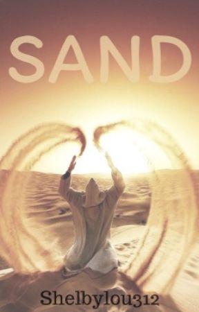 Sand by shelbylou312