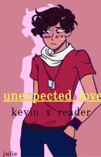 unexpected love (Kevin X Reader) by Jullepulle7