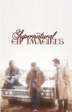 Supernatural Gif imagines  by Flugkind