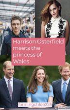 Harrison Osterfield meets Princess of Wales by fanningchloe225